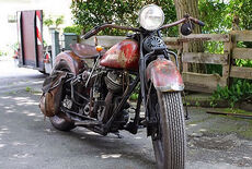 Indian Chief Oldtimer