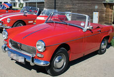MG Midget Mark II Oldtimer