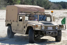 AM General HMMWV Hummer Oldtimer