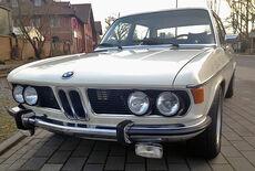 BMW 3.3 LA E3 Oldtimer