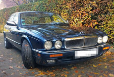 Jaguar XJ 4.0 Sovereign Oldtimer