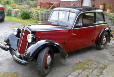 DKW F7 Reichsklasse Oldtimer