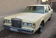 Lincoln Town Car Oldtimer