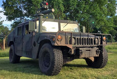 AM General HMMWV M1046 TOW Missile Carrier Oldtimer