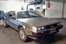 DeLorean DMC-12 Oldtimer