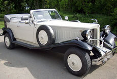 Beauford Series 3 Tourer Oldtimer