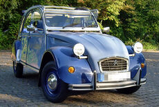 Citroen 2CV 6 Club Oldtimer