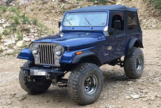 Jeep CJ-7 Oldtimer