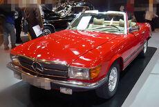 Mercedes-Benz SL (R107) Oldtimer