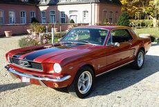 Ford Mustang Coupe Oldtimer