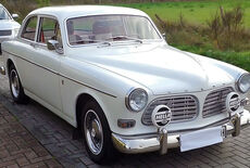 Volvo Amazon 123 GT Oldtimer