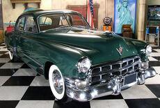Cadillac Sedan Serie 62 Oldtimer