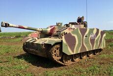 Alkett Sturmgeschütz III G Oldtimer