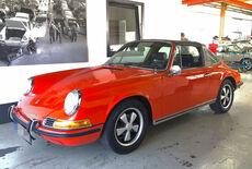 Porsche 911 2.2 T Targa Oldtimer