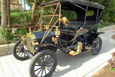 Ford Model T Touring Oldtimer