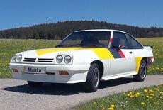 Opel Manta B GSI Irmscher GT/E Oldtimer
