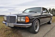 Mercedes-Benz C 123 280 CE Oldtimer