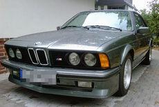 BMW E24 M635 CSi Oldtimer