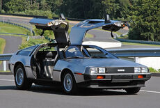 DeLorean DMC 12 Oldtimer