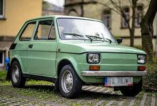 Polski Fiat 126p Oldtimer