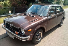 Honda Civic SE 1500 1.Generation Oldtimer