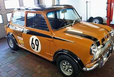 Austin Mini Cooper seven 1000 Oldtimer