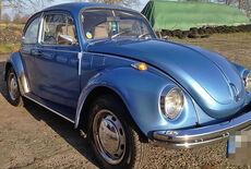 VW Käfer 1302 S Oldtimer
