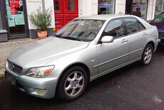 Lexus IS 200 Oldtimer