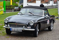 MG MGB Roadster Oldtimer
