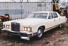 Lincoln Continental Town Car Mark V Oldtimer