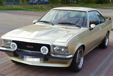 Opel Commodore B GSE Oldtimer