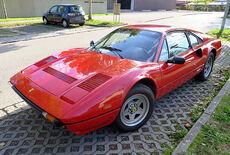 Ferrari 308 GTB Quatrovalvole F106 AB/Q Oldtimer
