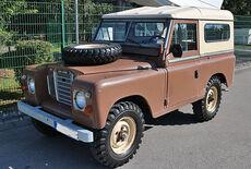 Land Rover Series 3 Oldtimer