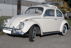 VW Käfer 1200 Export Oldtimer