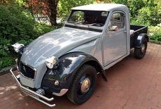 Citroen 2CV Pick-up Oldtimer