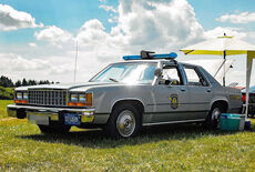 Ford LTD Crown Victoria Oldtimer