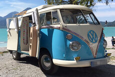 VW Bus T1 Westfalia Oldtimer