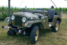 Kaiser Willys Jeep M38A1 Oldtimer