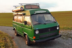 VW Typ 2 T3 Campingbus Oldtimer