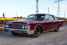 Lincoln Continental Limousine Oldtimer
