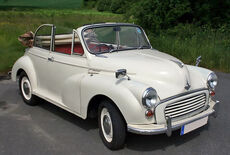 Morris Minor 1000 Convertible Oldtimer