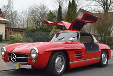 Mercedes-Benz W198 300 Sl Gullwing Replika Oldtimer