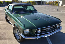 Ford Mustang Oldtimer