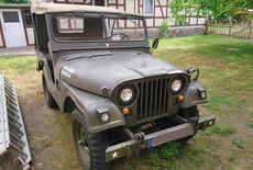Willys M38A1 Oldtimer