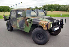 AM General H1 Humvee Oldtimer