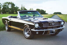 Ford Mustang GT350 Convertible Oldtimer