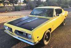 Plymouth Barracuda Oldtimer