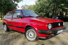 VW Golf 2 CL Oldtimer