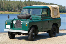 Land Rover 88 Serie 2a Oldtimer