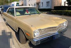 Chrysler Dodge Dart  Oldtimer